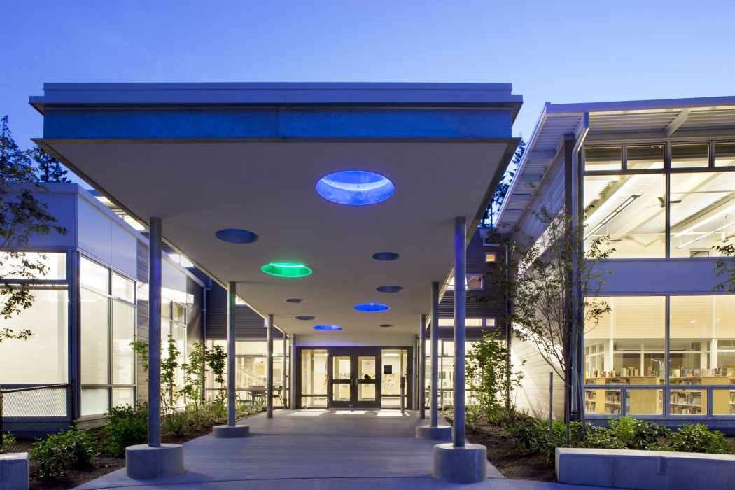 Integrus Architecture U2013 Rachel Carson Elementary School Lake Washington  School District
