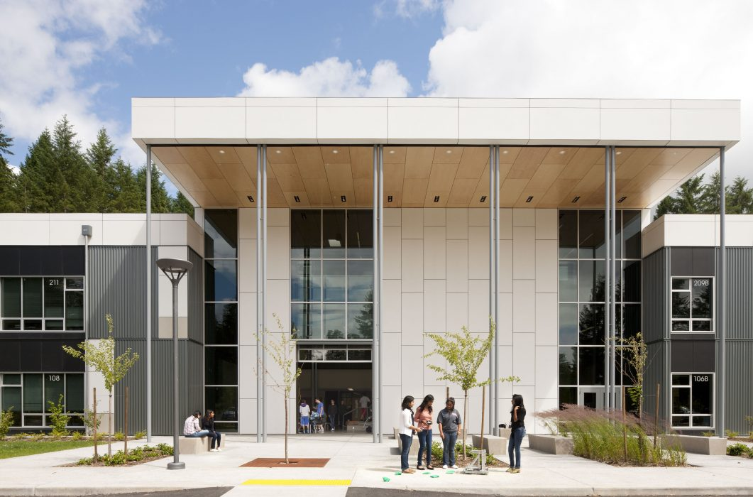 Integrus Architecture U2013 Tesla STEM High School Lake Washington School  District